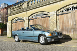 1993 BMW 325i Convertible 22 Feb 2020
