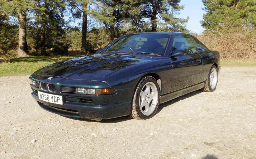 1996 BMW 850 CSi 22 Feb 2020 For Sale by Auction (picture 1 of 6)