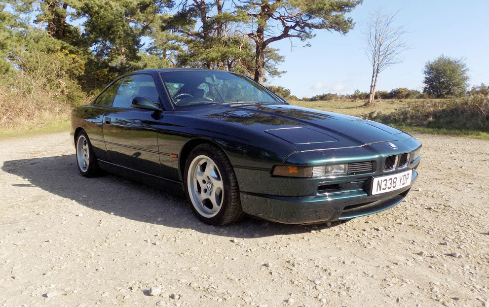 1996 BMW 850 CSi 22 Feb 2020 For Sale by Auction (picture 2 of 6)