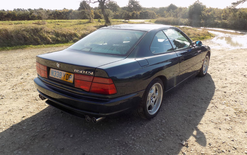 1996 BMW 850 CSi 22 Feb 2020 For Sale by Auction (picture 3 of 6)