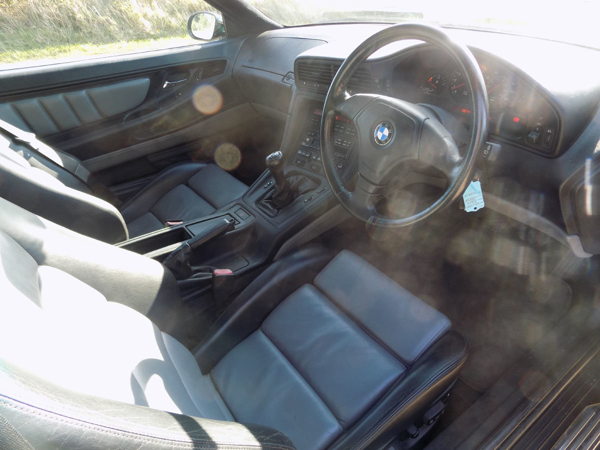 1996 BMW 850 CSi 22 Feb 2020 For Sale by Auction (picture 4 of 6)