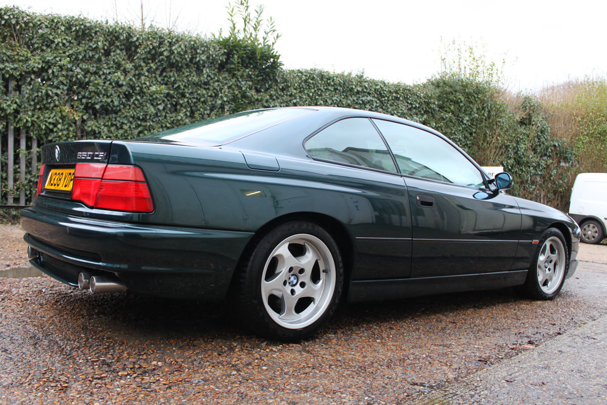 1996 BMW 850 CSi 22 Feb 2020 For Sale by Auction (picture 6 of 6)