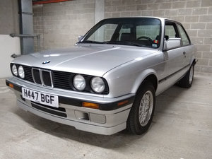 1991 BMW 318is 22 Feb 2020