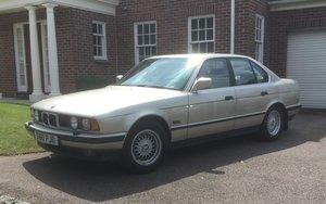1989 BMW 535i SE Automatic