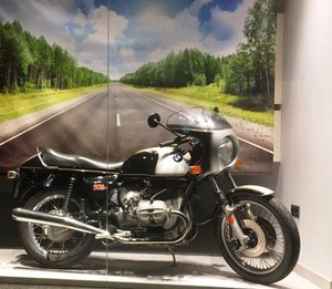 1974 BMW R90 S - FIRST SERIES
