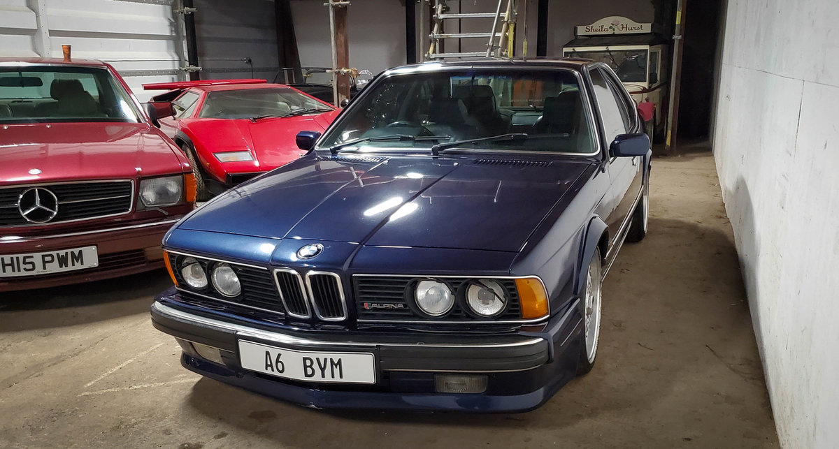 1988 BMW 635 CSI Highline For Sale (picture 4 of 6)