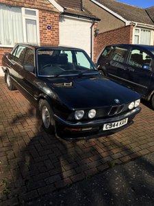 1986 Fully Serviced BMW