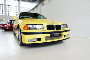 Picture of 1994 AUS delivered M3, Dakar Yellow, 17,900 kms, books, superb SOLD