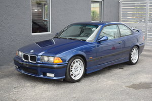 1995 BMW M3 Coupe Manual Project Drives Blue(~)Grey $8.9k For Sale