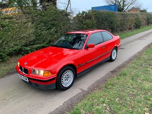 1993 E36 BMW 318 is Coupe Low miles 1 family owned . For Sale