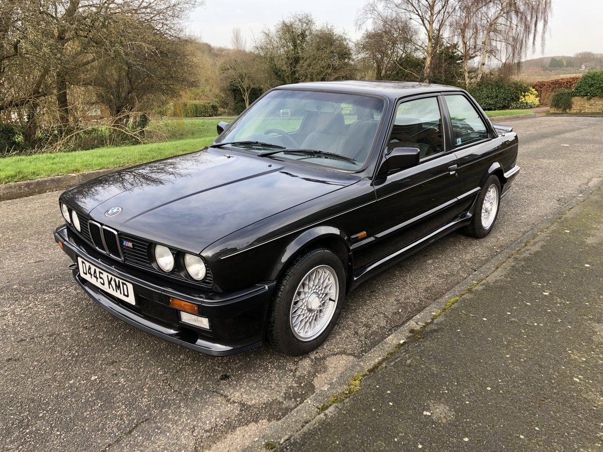 1987 BMW E30 325i Sport Tech 1 For Sale (picture 1 of 6)