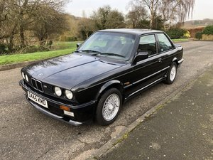 1987 BMW E30 325i Sport Tech 1 For Sale