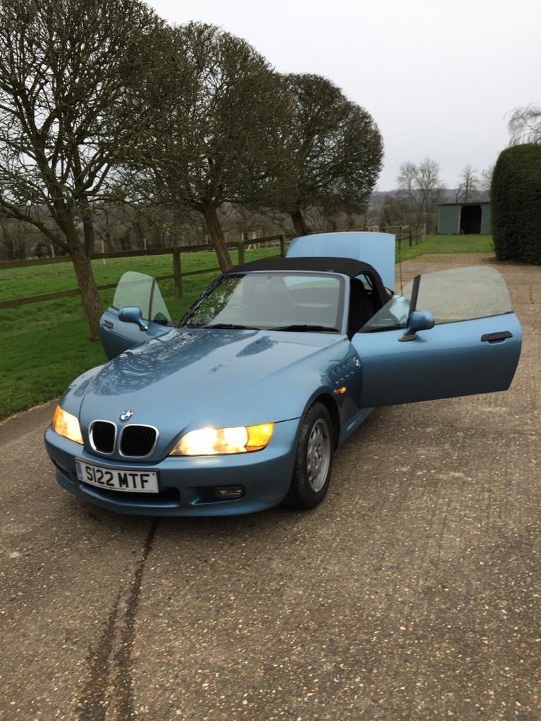 1998 BMW Z3 1.9 2 Door Roadster SOLD (picture 1 of 6)