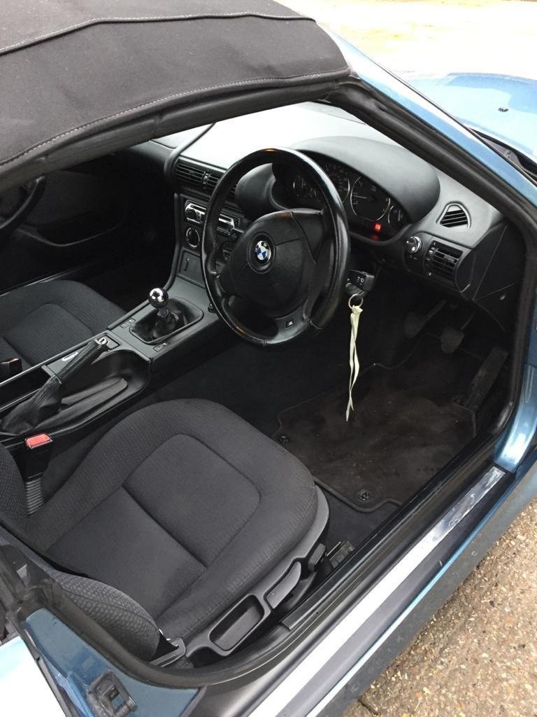1998 BMW Z3 1.9 2 Door Roadster SOLD (picture 2 of 6)