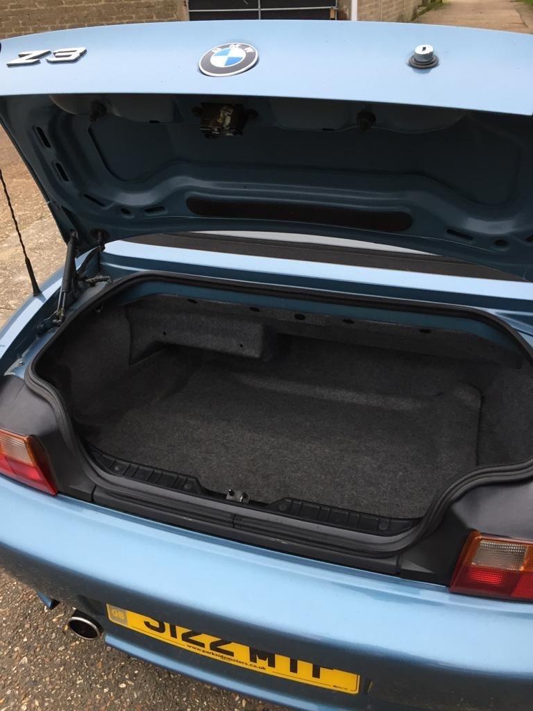 1998 BMW Z3 1.9 2 Door Roadster SOLD (picture 5 of 6)