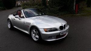 2000 BMW Z3 2.8 Wide Body Roadster