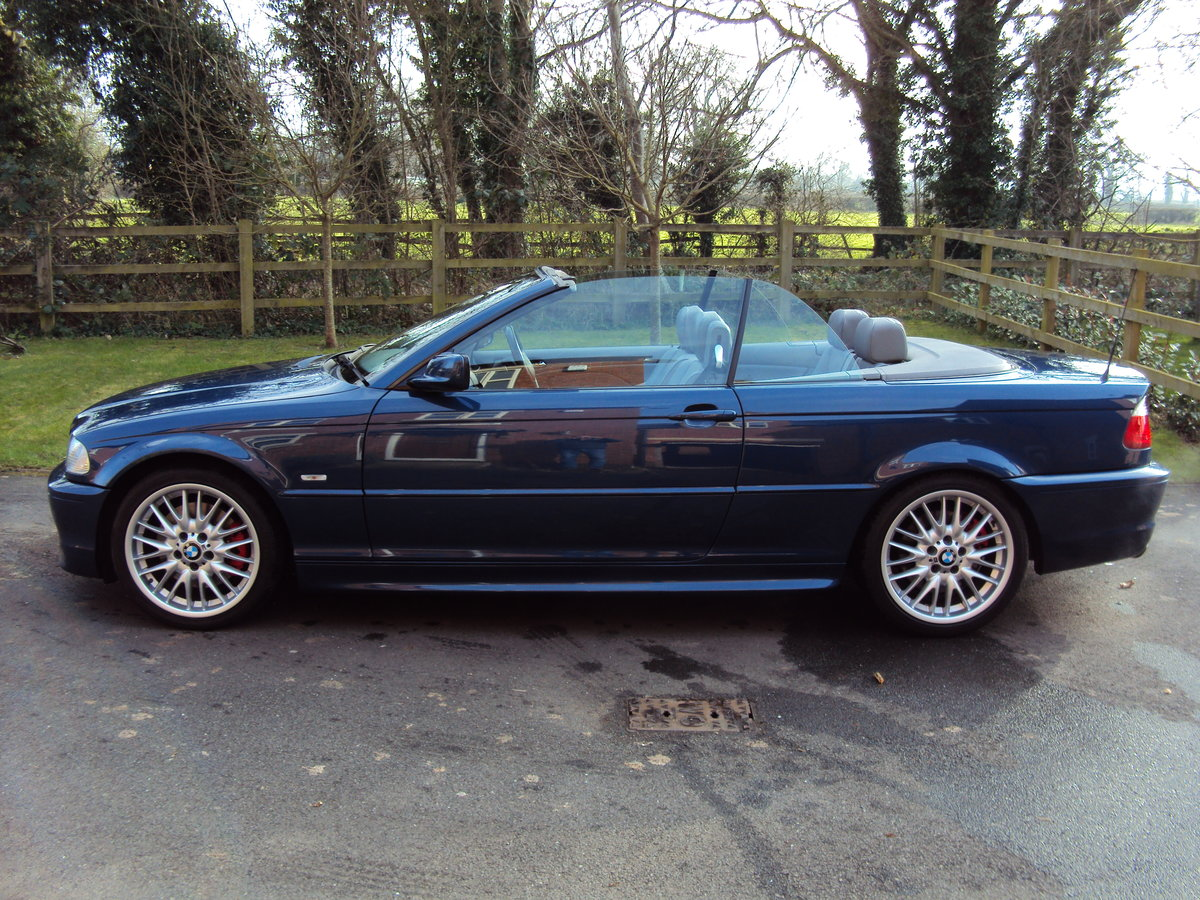 2002 BMW 330CI M-Sport Convertible RESTORED  For Sale (picture 3 of 6)
