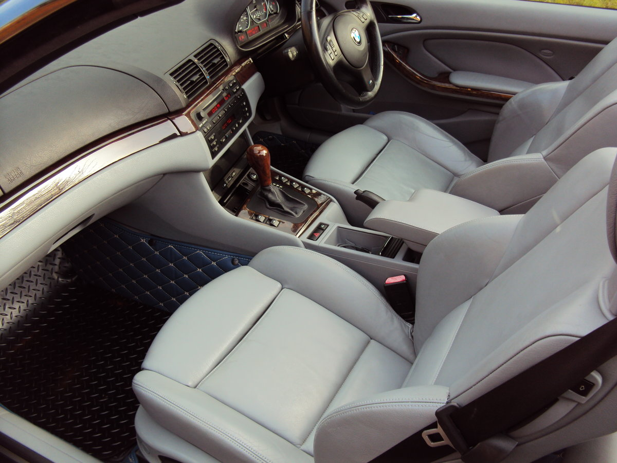 2002 BMW 330CI M-Sport Convertible RESTORED  For Sale (picture 4 of 6)