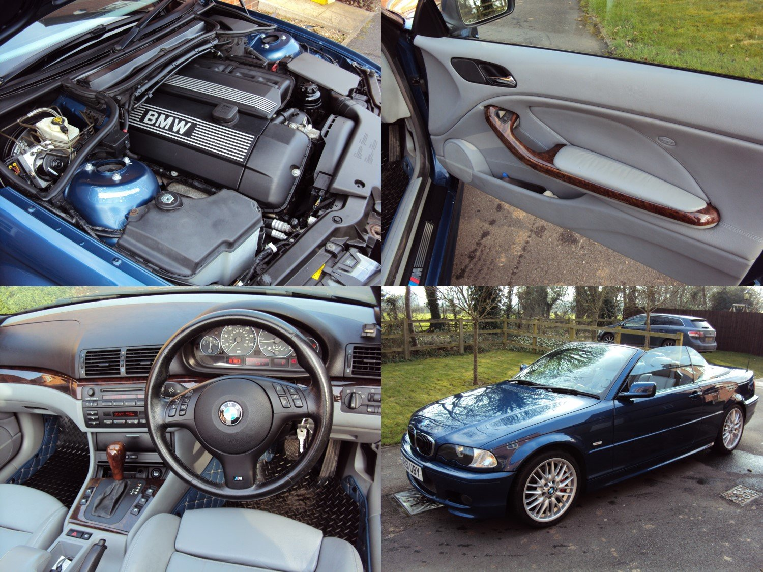 2002 BMW 330CI M-Sport Convertible RESTORED  For Sale (picture 5 of 6)