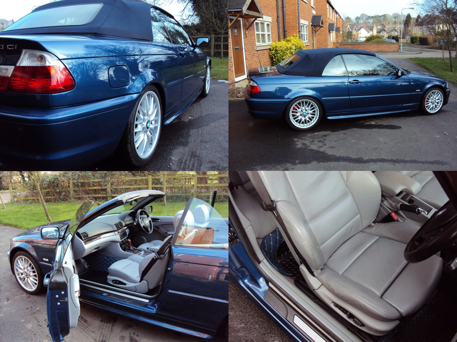 2002 BMW 330CI M-Sport Convertible RESTORED  For Sale (picture 6 of 6)