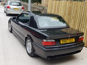 BMW 328I CONVERTIBLE MTEC MANUAL WITH HARDTOP