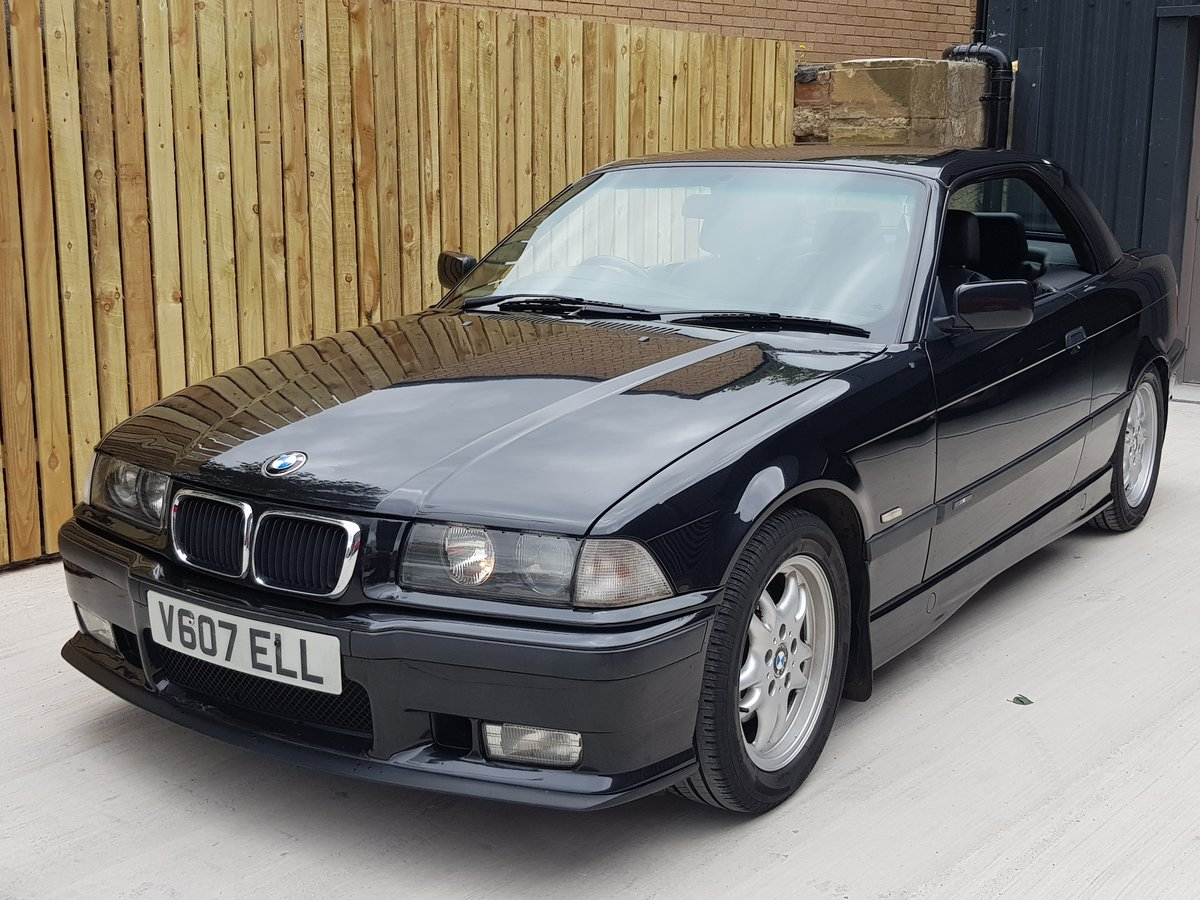 1999 BMW 328I CONVERTIBLE MTEC MANUAL WITH HARDTOP For Sale (picture 2 of 6)