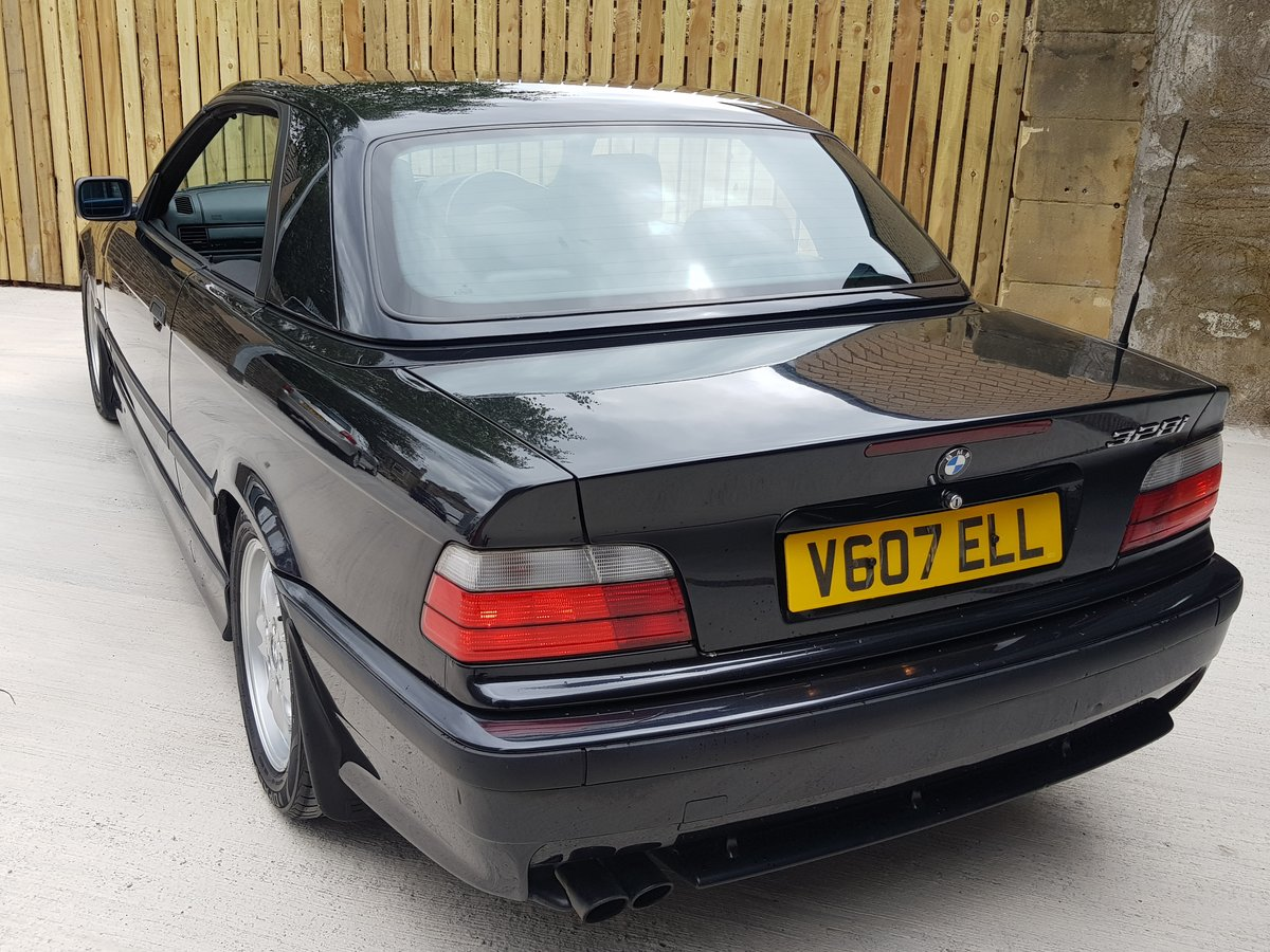1999 BMW 328I CONVERTIBLE MTEC MANUAL WITH HARDTOP For Sale (picture 6 of 6)