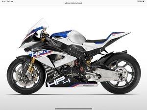 2018 BMW HP4 Race ltd