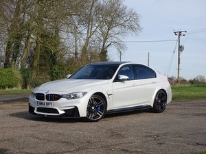 2014 BMW  M3  SALOON DCT AUTO  28,948 For Sale