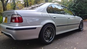 2001 BMW E39 540i Sport For Sale