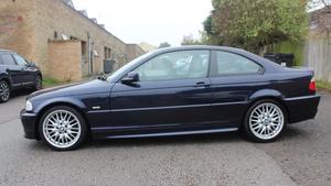 2002 BMW 330Ci M-Sport Coupe (E46)
