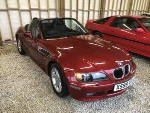 2000 BMW Z3 1.9 Manual 58,000 Miles SOLD
