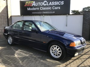 1997 BMW 316i se Automatic, 2 Owners SOLD