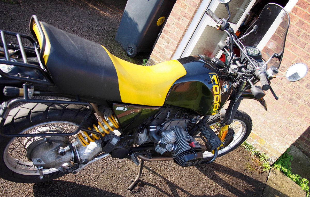 1990 BMW R100GS  For Sale (picture 2 of 5)