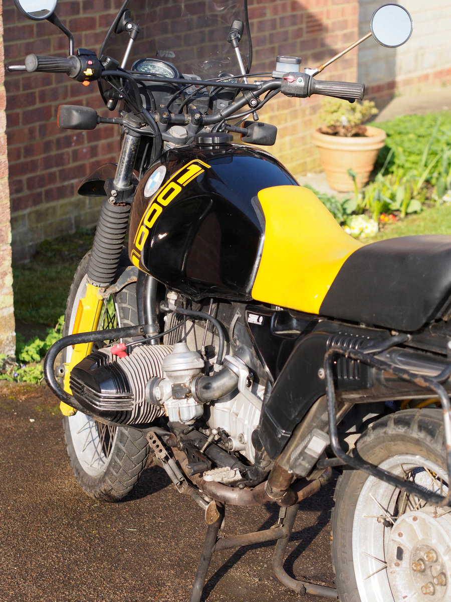 1990 BMW R100GS  For Sale (picture 5 of 5)