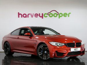 2014 BMW M4 3.0 BiTurbo DCT