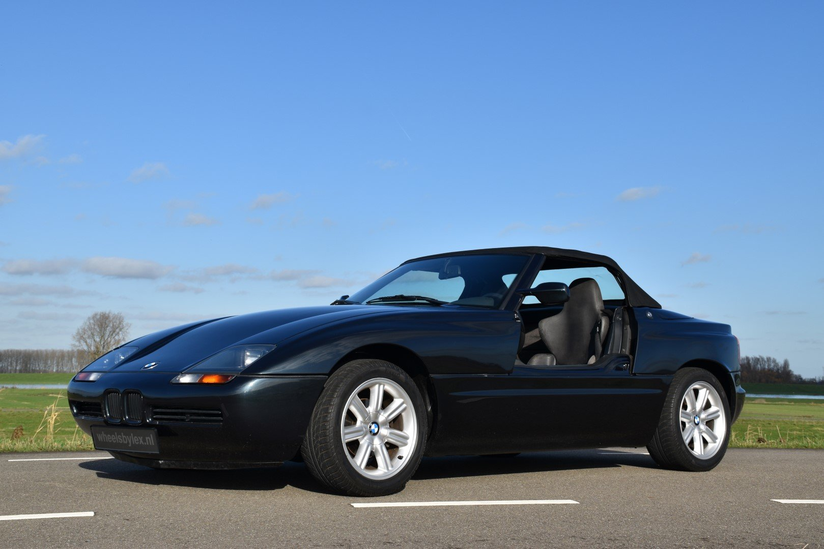 1990 BMW Z1 Roadster For Sale (picture 1 of 6)