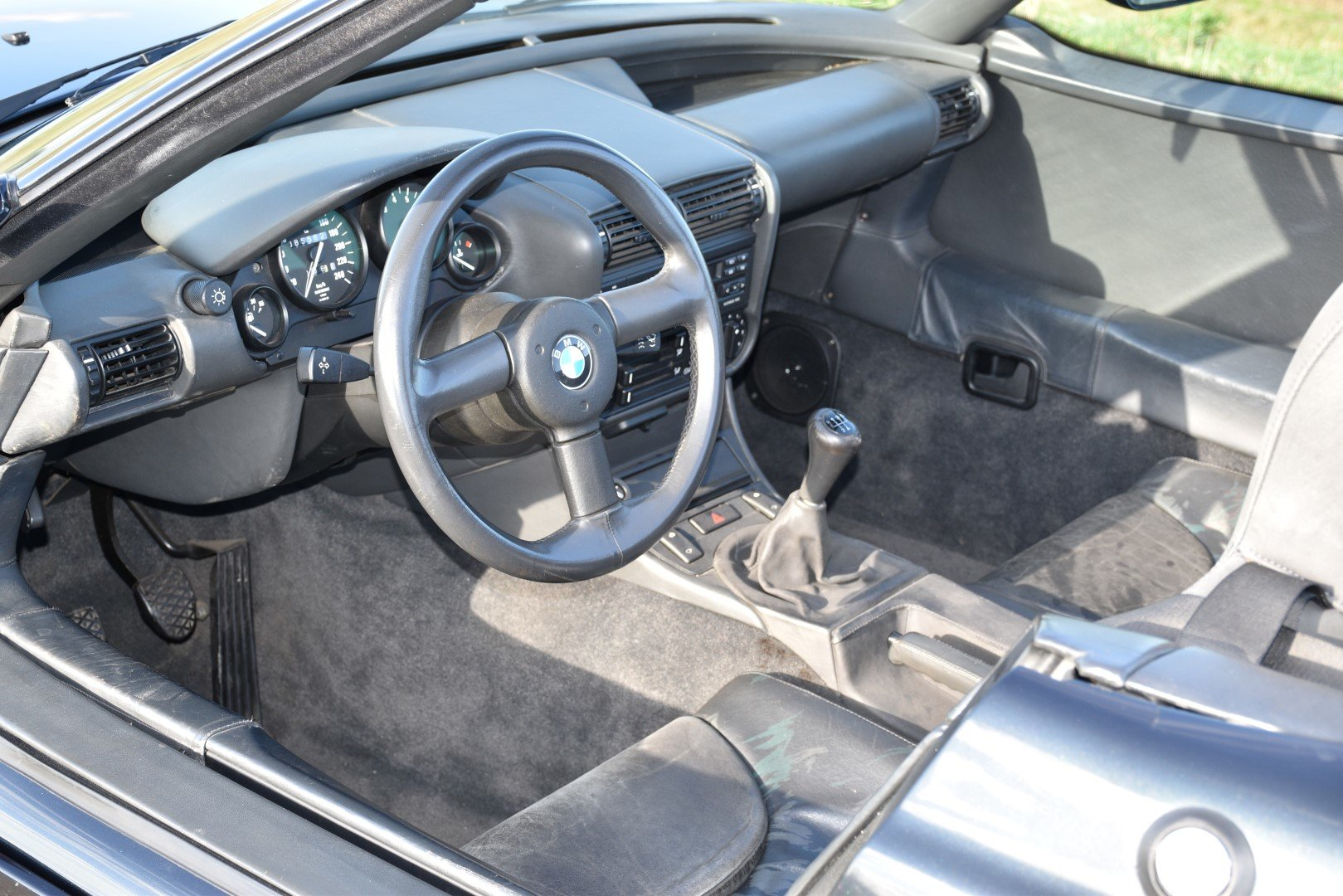 1990 BMW Z1 Roadster For Sale (picture 4 of 6)