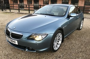 2005  BMW 650 SPORT COUPE