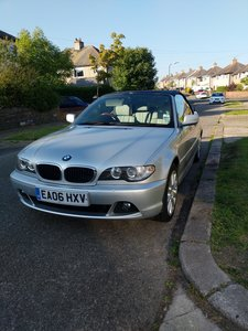 2006 BMW E46 318Ci Low Miles 88k