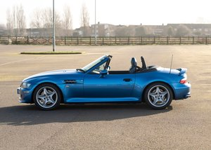 1998 BMW Z3M Roadster For Sale by Auction