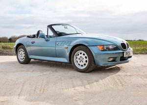 1997 BMW Z3 Roadster SOLD by Auction