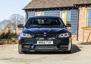 2016 BMW M5 Competition Edition