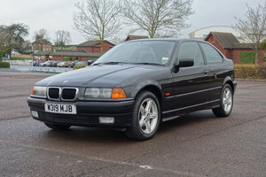 2000 BMW 318ti SE Compact - FSH, Low Mileage