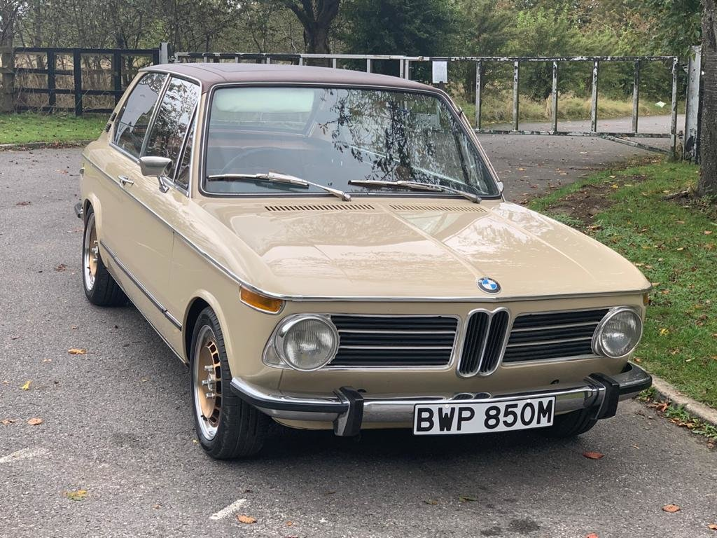 1973 BMW 2002 touring  SOLD (picture 2 of 6)