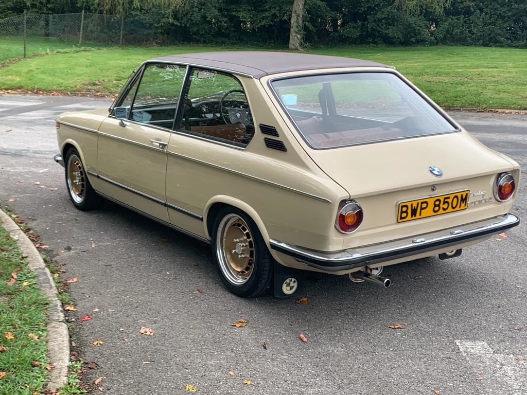 1973 BMW 2002 touring  SOLD (picture 3 of 6)