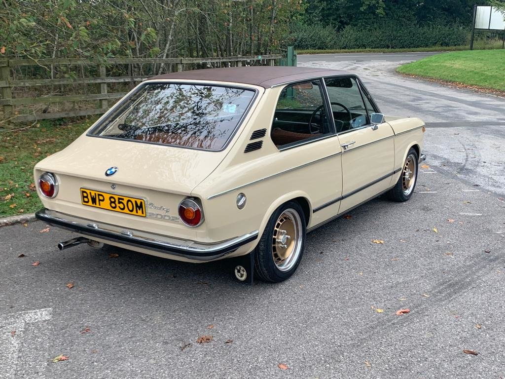 1973 BMW 2002 touring  SOLD (picture 4 of 6)