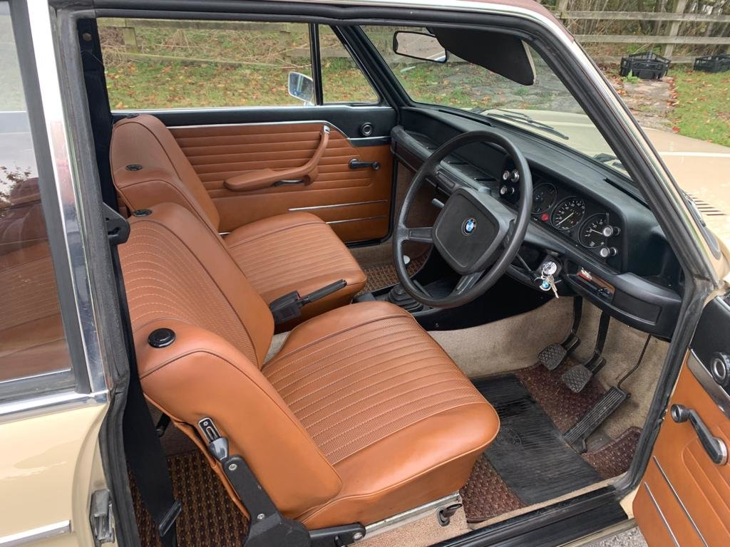 1973 BMW 2002 touring  SOLD (picture 5 of 6)