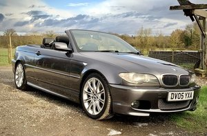 2005 BMW 325 CI CONVERTIBLE