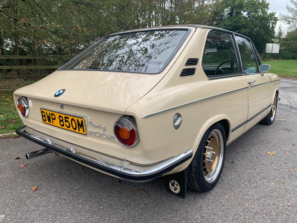 1973 BMW 2002 touring  SOLD (picture 1 of 6)